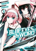 Blue Eyes Sword