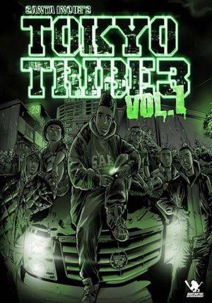 Tôkyô Tribe 3 Manga
