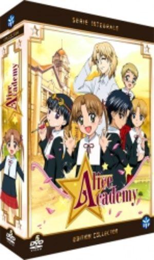 Alice Academy Série TV animée