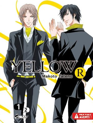 Yellow R Manga