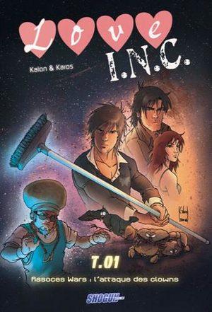 Love I.N.C. Global manga