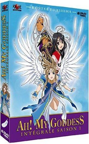 Ah! My Goddess - Saison 1