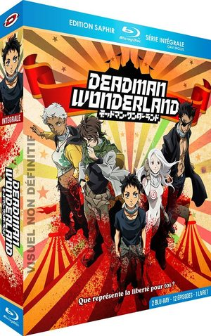 Deadman Wonderland Série TV animée