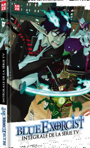 Blue Exorcist Série TV animée