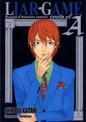 Liar Game Roots of A Manga
