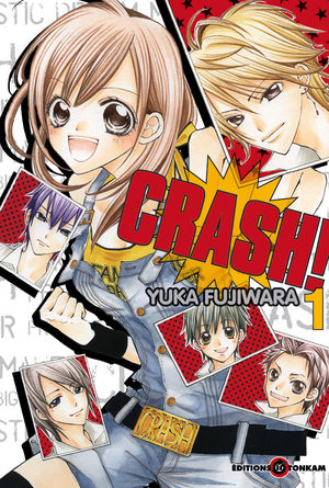 Crash ! Manga