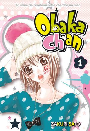 Obaka-chan Manga