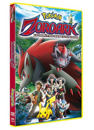 Pokemon - Film 13 : Zoroark le Maître des Illusions