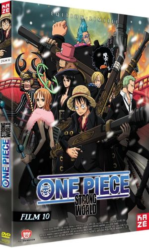 One Piece - Film 10 : Strong World