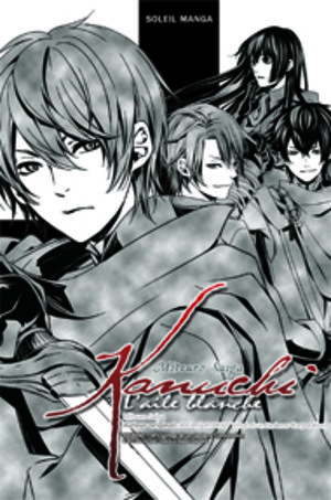 Kanuchi L'Aile Blanche Manga