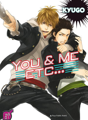 You and me etc... Manga