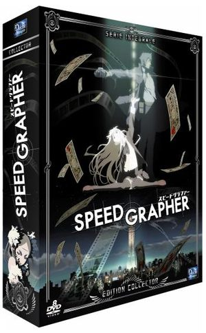 Speed Grapher Série TV animée