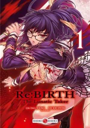 Re:Birth - The Lunatic Taker Manga