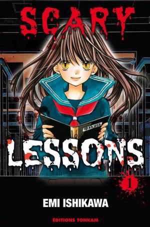 Scary Lessons Manga