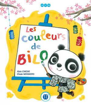 Les couleurs de Bilo Livre illustré