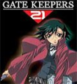 Gate Keepers 21 OAV