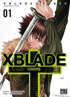 X Blade - Cross