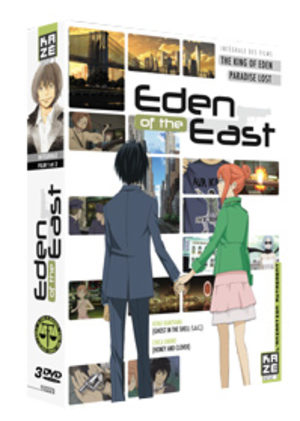 Eden of the East - Intégrale des films