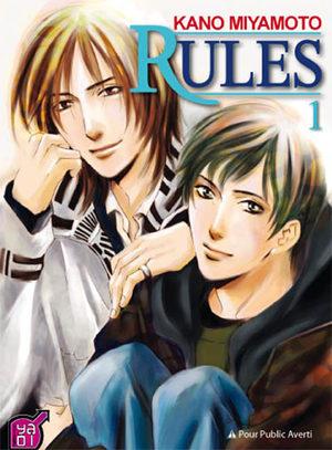 Rules Manga