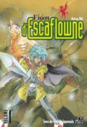 Vision d'Escaflowne Manga
