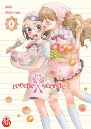 Une Recette Secrète Manga