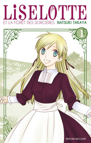 Liselotte et la forêt des sorcières Manga