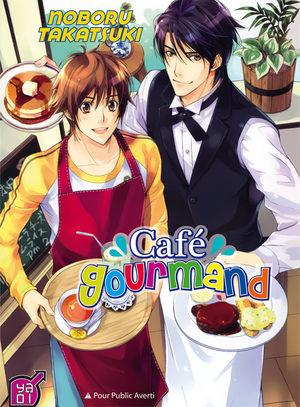 Café Gourmand Manga