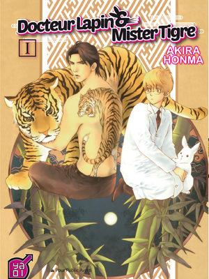 Docteur Lapin et Mister Tigre Manga