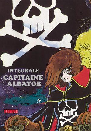 Capitaine Albator Manga