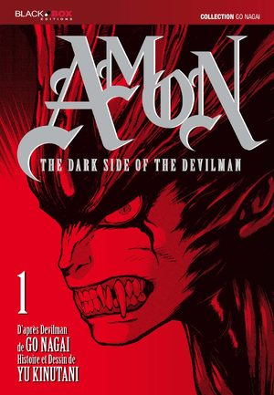 Amon - The dark side of the Devilman Manga