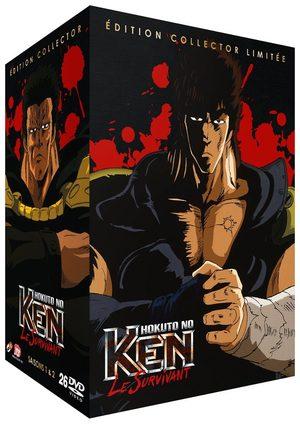 Hokuto no Ken - Ken le Survivant Série TV animée