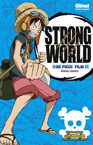 One Piece - Strong World Anime comics