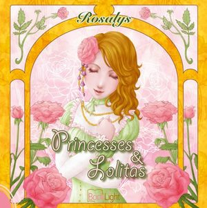 Princesses et Lolitas Artbook
