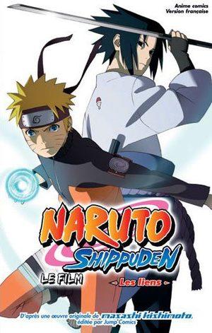 Naruto Shippuden - Les liens Anime comics