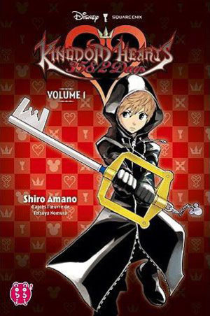 Kingdom Hearts 358/2 Days Manga