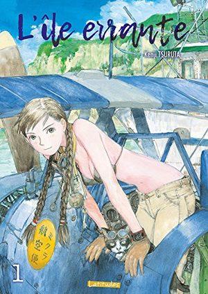 L'île errante Manga