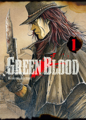 couverture, jaquette Green Blood 2  (Ki-oon)