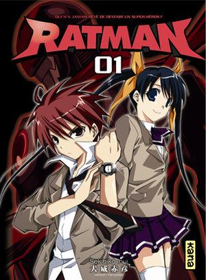 Ratman Manga