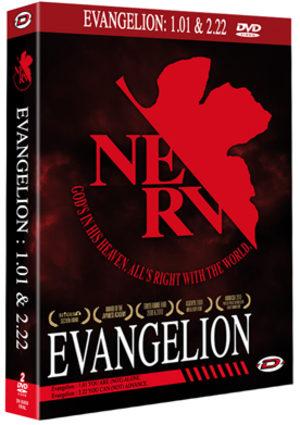 Evangelion NERV - 1.01 et 2.22 Film