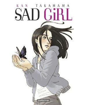 Sad Girl Manga