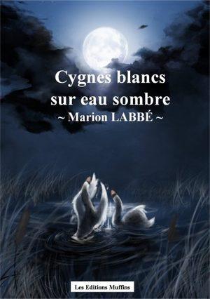 Cygnes Blancs sur Eaux Sombres