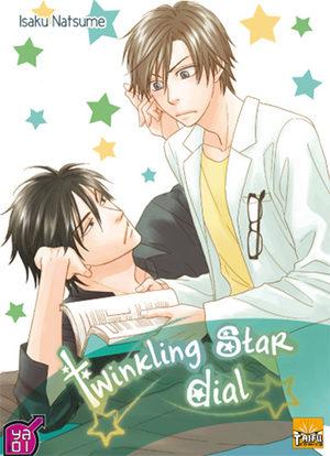 Twinkling stars dial