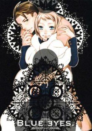 Blue Eyes Manga