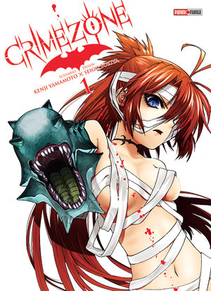 Crimezone Manga