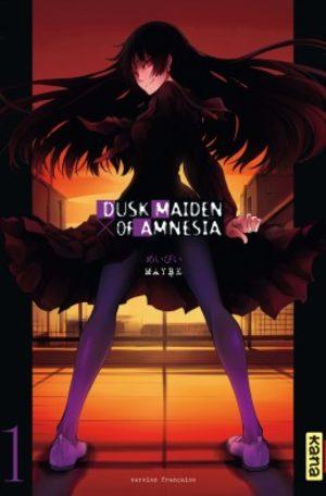 Dusk Maiden of Amnesia Manga