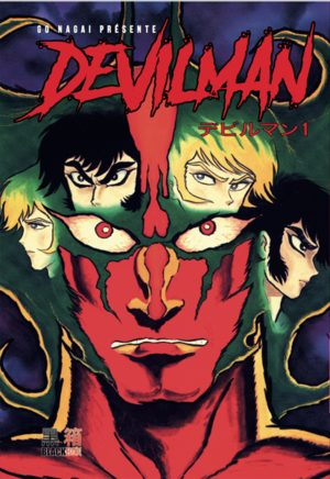 Devil Man Manga