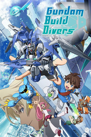 Gundam Build Divers Série TV animée