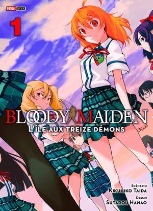 Bloody Maiden Manga