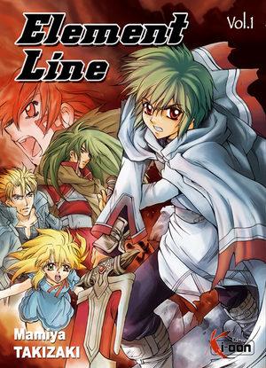 Element Line Manga