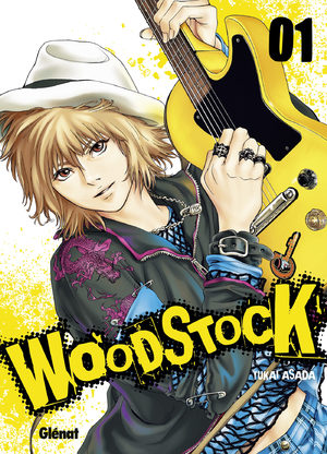 Woodstock Manga